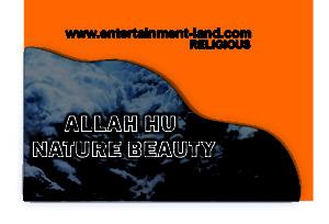 allah hu nature | entertainment-land
