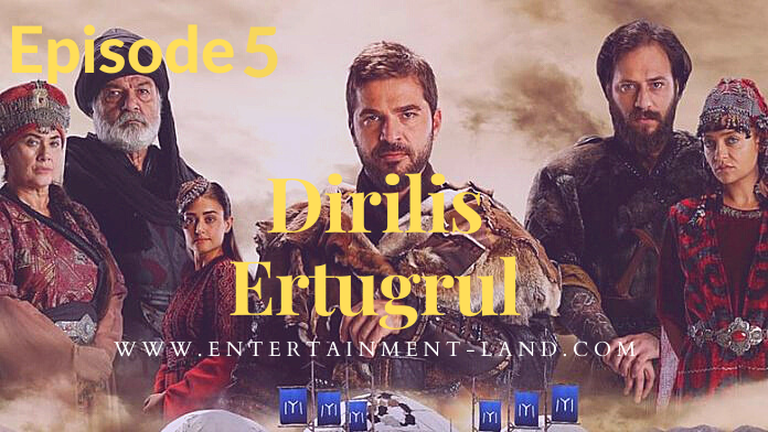 ertugrul-drama-season-1-ep-5 in urdu