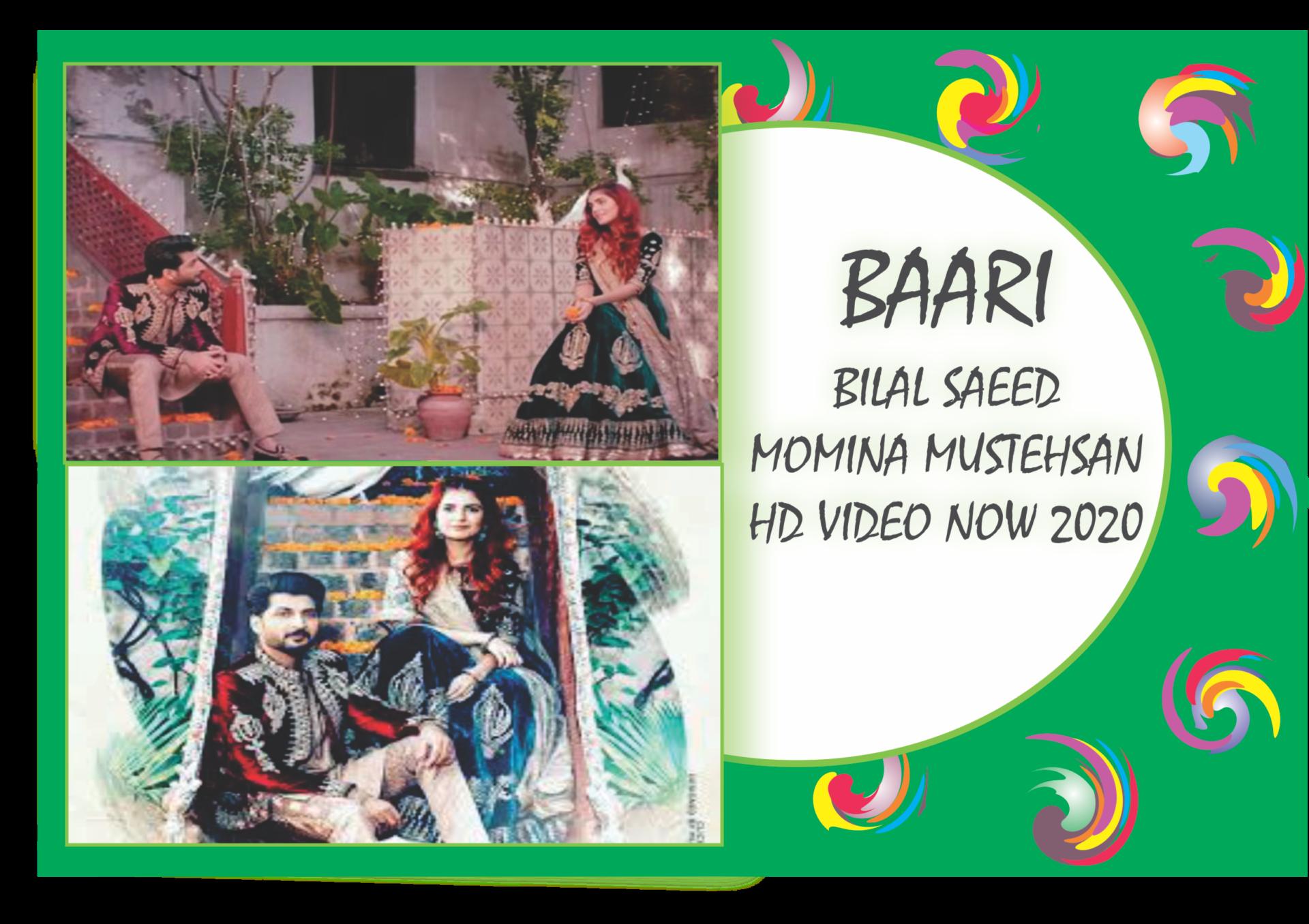 Baari by Bilal Saeed and Momina Mustehsan